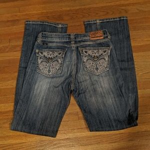 Cowgirl Up Jeans (Size 6 Long)